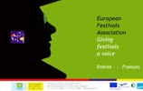 EFA - European Festival Association